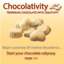 Chocolativity Web Banners